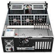 SS-4U860 4U IPC 工業機箱(六大4小雙開門)