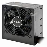 Be quiet 500W 80PLU安規足瓦電源供應器